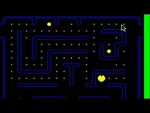 Pacman on E's Atari