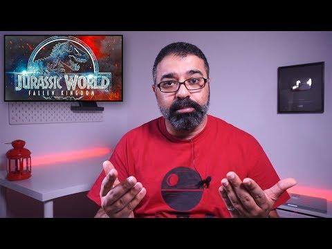 """""""فيلم جامد"""" يراجع Jurassic World: Fallen Kingdom"""