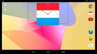 Luxembourg Clock YouTube video