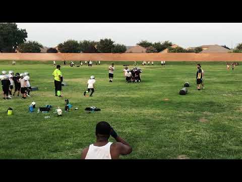 Manteca Raiders: Practice Week Two #3