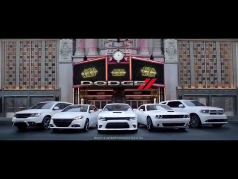 "DODGE ""Star Wars"" Commercial - Los Angeles, Cerritos, Downey CA - Christmas Sale - EVENT"