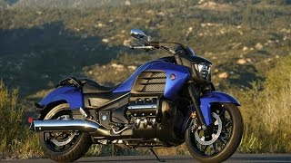 10. Honda Gold Wing Valkyrie | Honda's flat-six engine