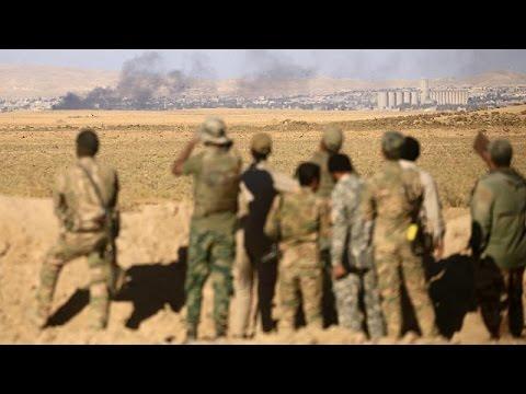 Μοσούλη: Αργή η πρόοδος που σημειώνουν οι ιρακινές δυνάμεις