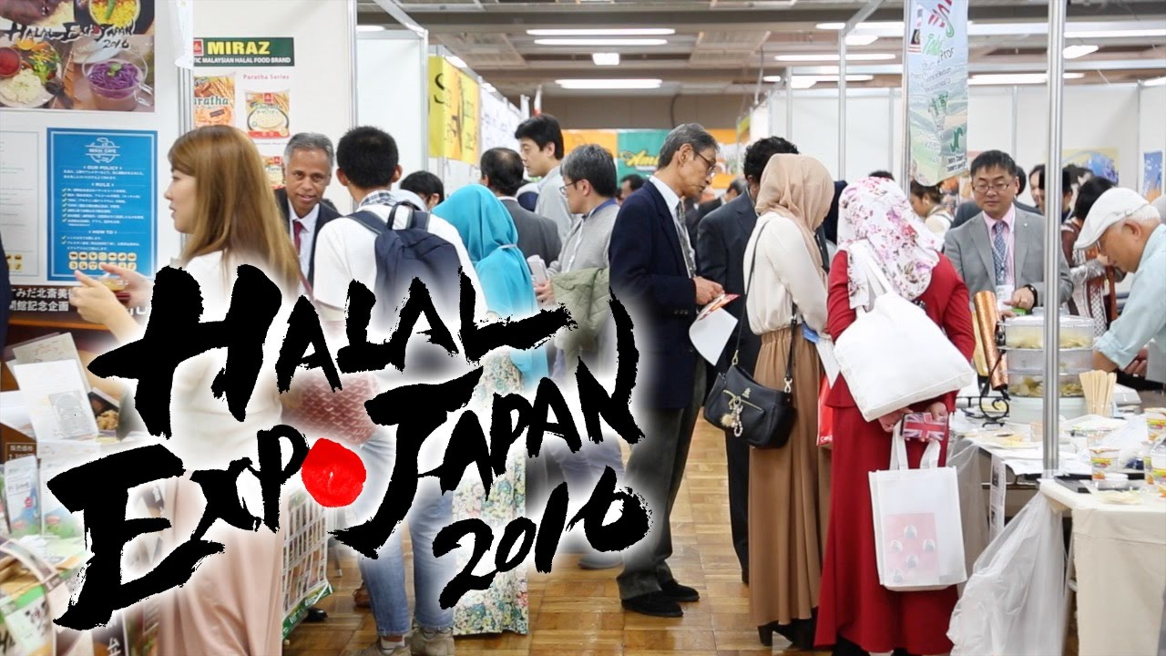 Halal Expo Japan 2016,Tokyo Modest Fashion Show 2016