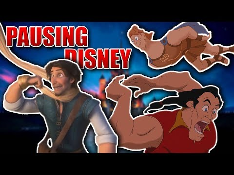Σταματώντας ταινίες της Disney