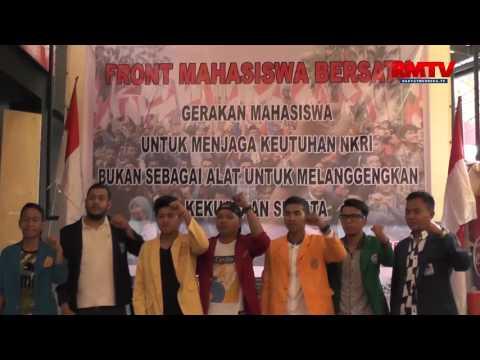 Jambore Nasional Langgar Aturan, FROMAS Tuntut POLRI Atasi