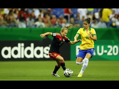 Brazil v. Germany, Canada 2014 HIGHLIGHTS