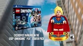 Supergirl Comes To LEGO Dimensions by Comicbook.com