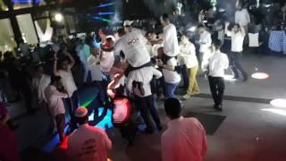 יניב בן משיח & חיים ישראל - אורות הלב רמיקס לייב - HAPPY DJ'S