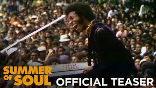 Summer of Soul (...ou, Quando A Revolução Não Pode Ser Televisionada)