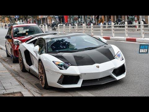 Anh em dân chơi Tùng Vàng tậu Lamborghini Aventador mới, độ cực khủng - Thời lượng: 4 phút, 42 giây.