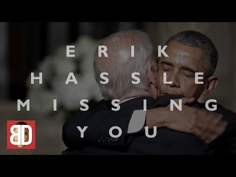 Barack Obama Singing Missing You by Erik Hassle #ad
