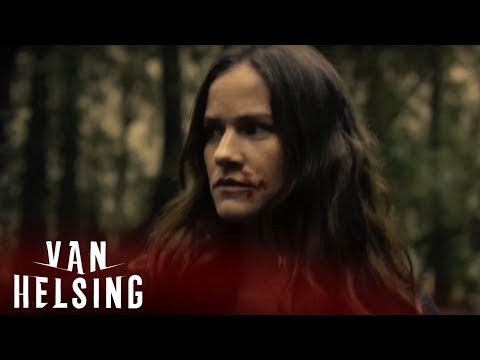 VAN HELSING | Season 2, Episode 4 Clip: Into the Woods | SYFY