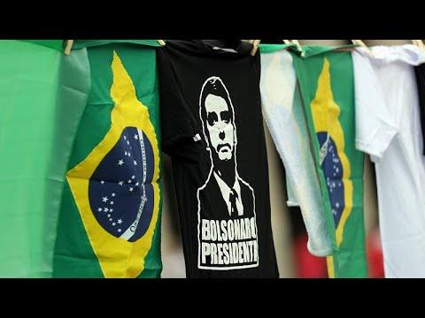 Wahl in Brasilien: Jair Bolsonaro - der Trump Brasili ...