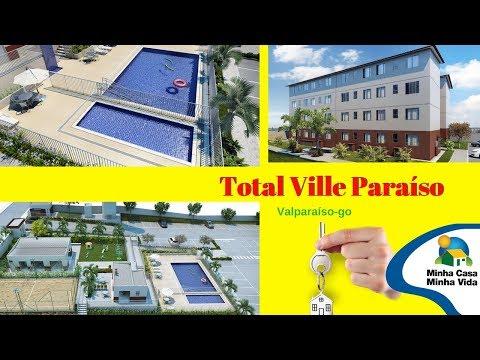 Total Ville Paraíso  - Valparaíso de goias - Direcional