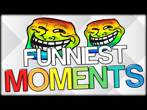 THE BEST AND FUNNIEST MINECRAFT MOMENTS OF 2014 (Minecraft Funny Moments w/ Bodil40)