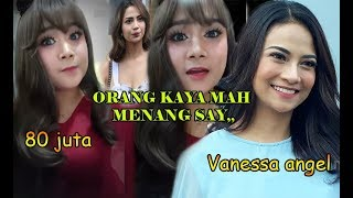 Download Video 80 JUTA Vanessa angel ,INI KOMENTAR INCES MP3 3GP MP4