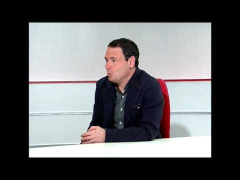 Entrevista a Hasier Arraiz en Telebilbao