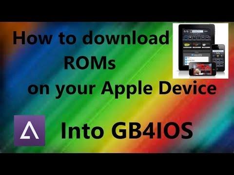 comment installer gb4ios