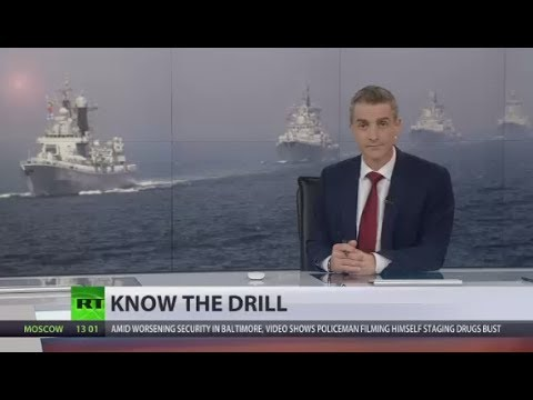 'Joint Sea 2017': Russia and China start their first drills in Baltic