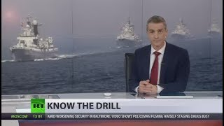 The 'Joint Sea 2017' drills of the Russian and Chinese naval forces have begun the first stage of major exercises, marking the first time they have taken place in ...