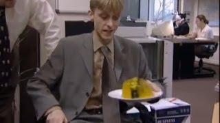Gareth's Stapler   The Office   BBC