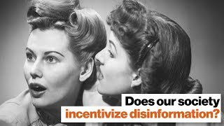 Does our society incentivize disinformation? | Daniel Schmachtenberger by Big Think