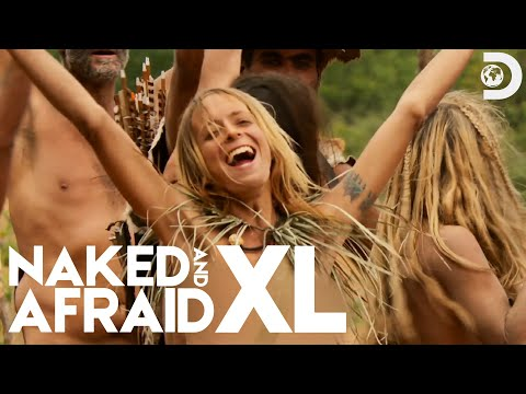 The All-Stars Reach Extraction! | Naked and Afraid XL (Season 4)
