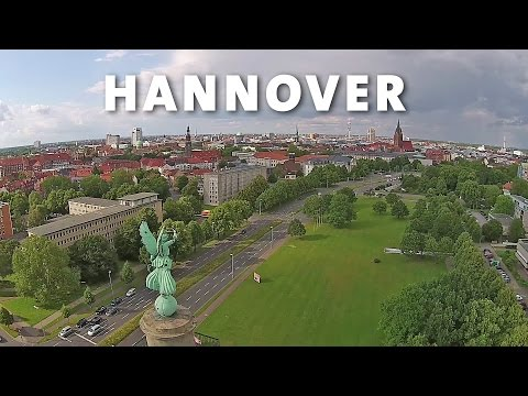 Hannover Drone Video
