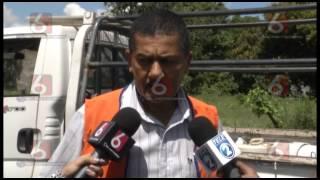 Zonas afectadas por lluvias en San Miguel @MarcelaMayenTCS