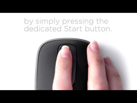 T400 Zone Touch Mouse for Windows 8 - Logitech