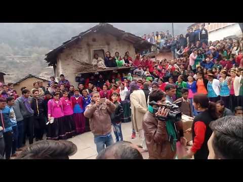 Video Latest dance dhula and dhulhan || jaunsari pahadi Harul || jaunsari song|| jaunsari dance || download in MP3, 3GP, MP4, WEBM, AVI, FLV January 2017