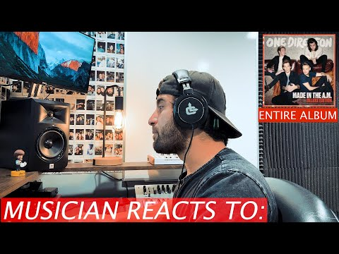 """Musician Reacts To: ENTIRE """"Made In The A.M."""" Album by One Direction"""