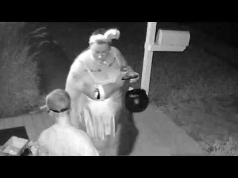 Mom Steals Candy From Kids Halloween 2015