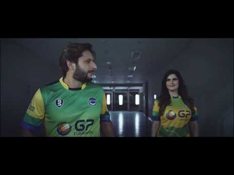 Shahid Afridi And Zareen Khan Shine In The New Ad For General Petroleum || Pakhtoon Team