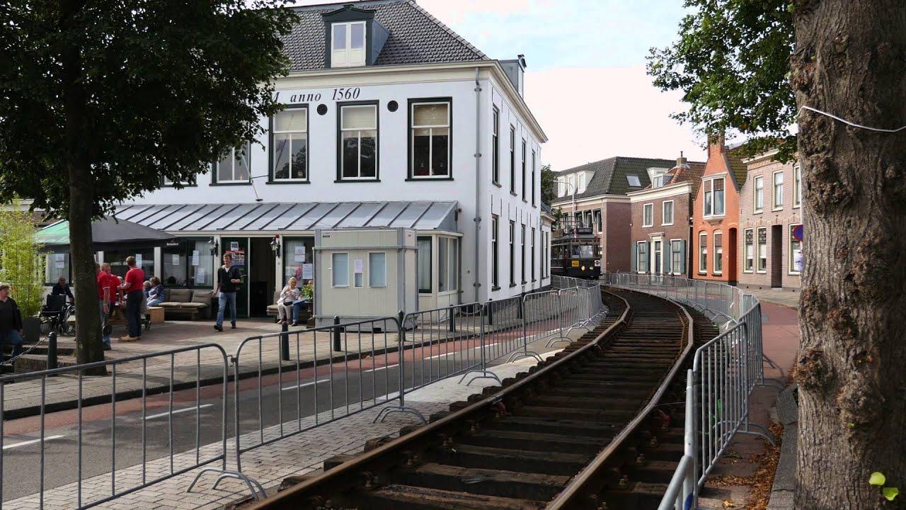 Blauwe Tram Katwijk aan de Rijn