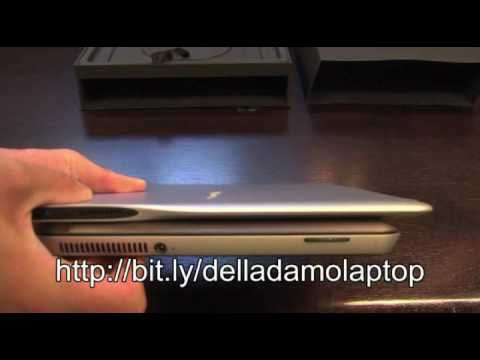 thinnest laptop - http://bit.ly/delladamolaptop After months of teaser shots and cameo appearances, Dell has officially announced pricing and other details for the revamped De...
