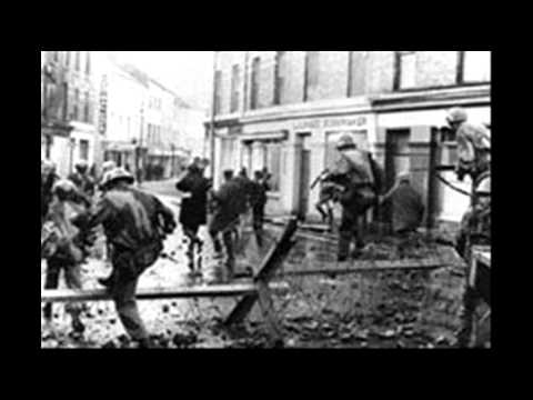 BLOODY SUNDAY 30th JANUARY 1972 DERRY CARNIVAL ATROCITY