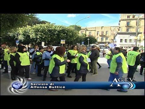 Sit in di protesta della ASSO oggi incontro con la Prefettura