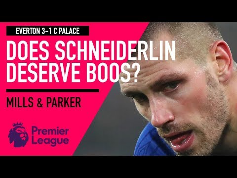 Does Schneiderlin Deserve To Be Booed? | Everton 3-1 Crystal Palace | Astro SuperSport