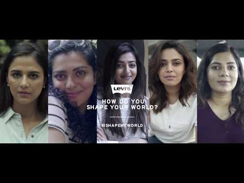 Levi Strauss & Co-#IShapeMyWorld - Anthem 2018
