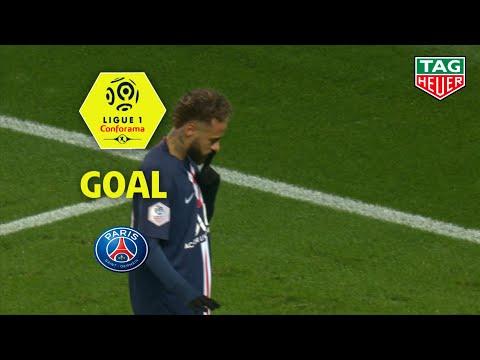 Goal NEYMAR JR (85' pen) / Paris Saint-Germain - FC Nantes (2-0) (PARIS-FCN) / 2019-20