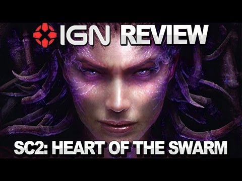 Starcraft 2: Heart of the Swarm (CD-Key, Battle.net, Россия и СНГ) Review