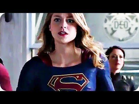 SUPERGIRL Season 4 Trailer Comic Con (2018) CW Series