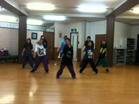 If I had u! choreography by kae (видео)