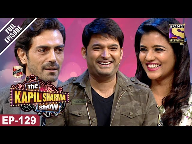 The Kapil Sharma Show - दी कपिल शर्मा शो - Ep -129 - Fun With The Cast Of Daddy - 20th August, 2017
