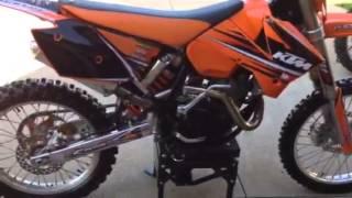 1. 05 KTM 450 SX