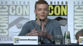 Shameless Comic-Con 2012 Panel: Complexity of Playing Ian