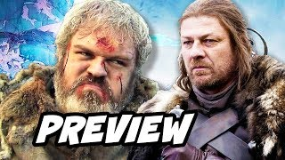 Game Of Thrones Season 8 New White Walkers Preview and Predictions