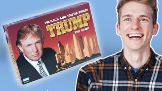 Make board games great again!!!Credits: https://www.buzzfeed.com/bfmp/videos/23661Check out more awesome videos at BuzzFeedVideo!https://bit.ly/YTbuzzfeedvideohttps://bit.ly/YTbuzzfeedblue1https://bit.ly/YTbuzzfeedvioletGET MORE BUZZFEED:https://www.buzzfeed.comhttps://www.buzzfeed.com/videoshttps://www.youtube.com/buzzfeedvideohttps://www.youtube.com/boldlyhttps://www.youtube.com/buzzfeedbluehttps://www.youtube.com/buzzfeedviolethttps://www.youtube.com/perolikehttps://www.youtube.com/ladylikeBuzzFeedVideoBuzzFeed Motion Picture's flagship channel. Sometimes funny, sometimes serious, always shareable. New videos posted daily!MUSICSFX Provided By AudioBlocks(https://www.audioblocks.com)